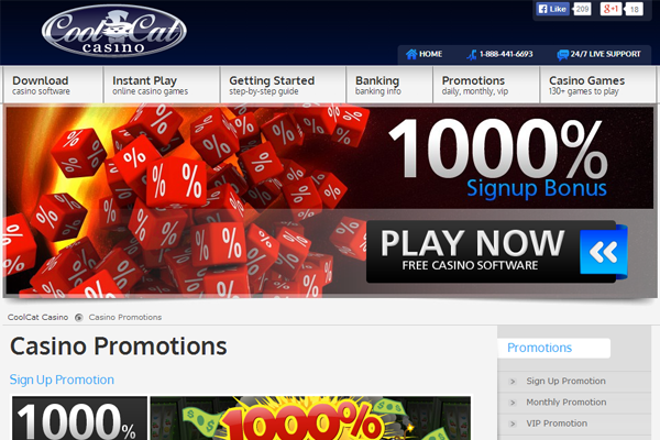 Best online gambling sign up offers