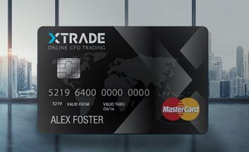 Get the MasterCard that Integrates with your Trading Account
